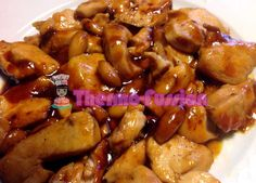 POLLO CON ALMENDRAS THERMOMIX O FUSSIONCOOK ← thermo fussion cook