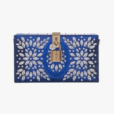 Dolce & Gabbana crystal-embellished clutch, $3,995 Buy it now