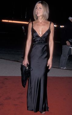 JENNIFER ANISTON at the 27th Annual People's Choice Awards in Pasadena, California. 07 Jan 2001.