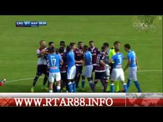 VIDEO Crotone 1 - 2 SSC Napoli (Serie A) Highlights