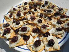 Cherry Humboldt Fog Cheese Crackers