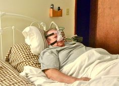 How to Sleep Comfortably Using a CPAP Machine