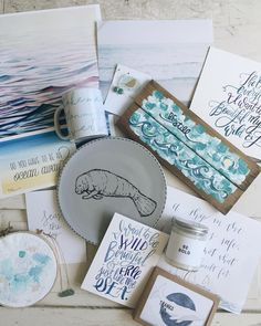 Hey Mermaids! Are you ready for basically the most beautiful  ocean inspired giveaway of all time? One lucky winner will win all of these ocean-themed lovelies!  To enter like this photo follow all of the above accounts (we will be triple checking) and tag at least three friends per comment. The more comments the more entries!  By entering this giveaway you are stating that you are above the age of 13 and know that this giveaway is by no means sponsored by Instagram. Only shipping to the…