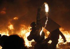 Ukraine's Prime Minister Resigns, Anti-Protest Laws Repealed - In Focus - The Atlantic