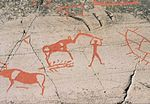 Rock Art of Alta (Cultural), Finnmark, Norway