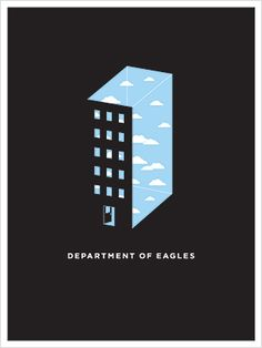 Department of eagles, by Jason Munn