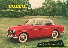 Vintage Volvo   Ultra Swank