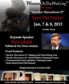Join us in Austin Jan 7th and 8th! We are working to keep Texas Strong!