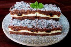 Raspberrybrunette: Perníkový tvaroháč so slivkovým lekvárom Nutella, Food And Drink, Cake, Desserts, Food Ideas, Pie Cake, Cakes, Deserts, Dessert