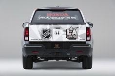 MVP座駕《NHL MVP Honda Ridgeline》現身2016年洛杉磯車展| 國王車訊 KingAutos