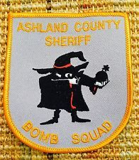 Bomb Squad Ashland County Sheriff Kentucky  Patch