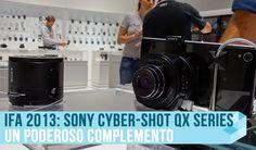 Reporte IFA 2013: Cyber-Shot QX-10 de Sony, c�mara extra para tu smartphone on http://conectica.com.mx