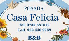 CASA FELICIA  bed and breakfast Expedia.it, Booking.com, Trivago, Tripadvisor: I SERVIZI BLU CARD , family room posadacasafelicia...