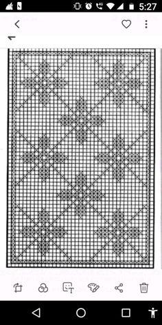 Knitting Charts, Knit Patterns, Macrame, Blankets, Bunny, Diagram, Pillows, Inspiration, Tricot Crochet