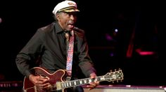 """Chuck Berry's final album, """"Chuck,'' does what he's always done - tell his own story through music. As such, the LP due out on June 9 is a fitting eulogy to the first-ever member of the Rock & Roll Hall of Fame. Johnny Be Good, Johnny Was, Rock Roll, Beatles, Missouri, Chuck Berry, Rock Legends, Rest In Peace, Musica"""