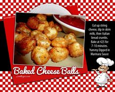baked cheese balls cheese baking recipe recipes ingredients instructions easy recipes appetizers snacks minutes quick recipes