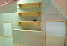ladders to attic ideas | Attic and Loft Company | Portfolio of loft ladders and storage rooms