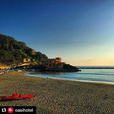 """#Repost @oasihotel """"Wishing you all a relaxing evening... #VisitLevanto"""" by cittadellaspezia"""