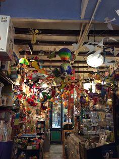 tienda de juguetes La Carpa en GIRONA