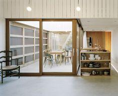 Gallery of Oyster Farm Hangar / Raum Architects - 5