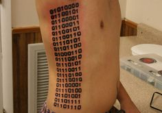 Inspiration: 25 great (but strange) geek tattoos - Blog of Francesco Mugnai