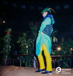 Fashion show Kenzo Takada (1976) on www.europeanafashion.eu