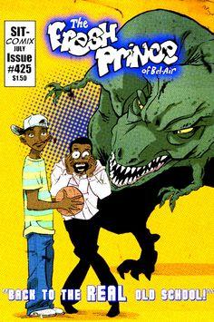 Fresh Prince of Bel-Air 1990s Comics