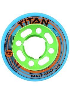 Sure-Grip Titan Wheels 4pk 92A