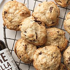 Vanilla & Chocolate Rocks: King Arthur Flour