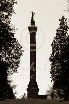 This 'I' is Brock's Monument taken at Queenston Heights, Queenston, Ontario, and can be found at www.AlphabetPhotography.com. #alphabetphotography #letterart #queenstonheights #sirisaacbrock