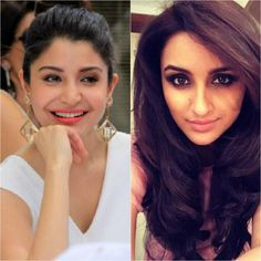 Here's the proof that Parineeti Chopra is fantasizing about Anushka Sharma!   PINKVILLA
