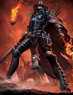 "Warhammer 40K Database • bantarleton:   ""A claim of innocence is guilty of..."