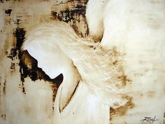 Magical Angel paintings and posters | ReneaL › Portfolio › EN1000 Angel Painting