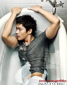11 Super Strangely Themed Idol Photoshoots In A Bath Tub | Koreaboo — breaking k-pop news, photos, and videos