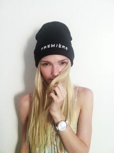 The Fashionable PREMIÈRE BEANIES completely MADE IN ITALY are now available  at WWW.FINAEST. Beanies FashionItaly FashionWinter HatsSnapbackParis France Women ... 9f8b6767634a