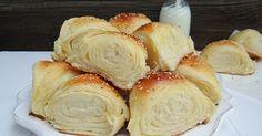 Sastojci  Tijesto  850 g brašna  1/2 l mlijeka  1 kockica (40 g) svježeg kvasca  1 žličica šećera  2 žličice soli  1 dcl ulja         Prem...