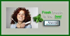 #fridayfeeling Making it a #FreshBreathWeekend! w/ #FairfieldDentalAssociates http://www.fairfielddentalassociates.com/preventive-care