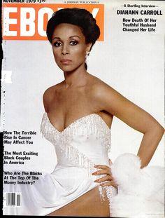 Ebony magazine, November 1979 — Diahann Carroll