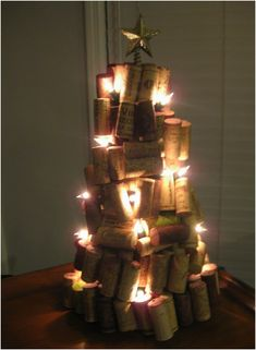 Wine Cork Christmas Crafts | Top 10 DIY Crafts With Wine Corks - Top Inspired