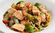 Mijoté de poulet aux légumes Weight Watchers, un délicieux plat complet à base de poulet et de bons légumes, facile et simple à réaliser pour un repas.