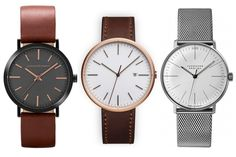 Minimalist watches. Time-telling mechanisms that are simplistic in nature and design (quite similar to minimalist wallets we might add). Their purpose is to tell you the time in the most simplest of ways and try to look good while doing so. Easier said than done. But their rise from obscurity to renowned has been quick and direct, thanks to the …