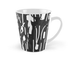 Black and white design by Moma Mug