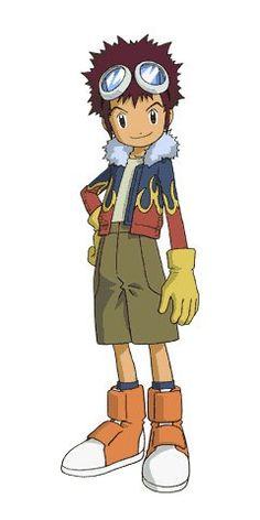 #Davis: #Digimon
