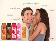 ¿Es su olor? ¿Son sus ingredientes? Como nos deja la piel? ¿Su tacto y espuma? … ¡Cuéntanos qué es lo que más te gusta de nuestra gama Gourmand Intensity. #GourmandIntensity #intensidad #aroma #olor #cuiado #higiene #hidratación #TulipanNegro #sensaciones #sensations #belleza