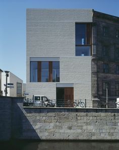 Somers-Arch — finn-wilkie:  David Chipperfield, Am Kupfergraben...