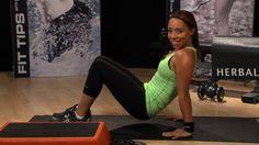 FAT BURNING CIRCUIT Samantha Clayton's Body Blast | Herbalife Fit Tips (...