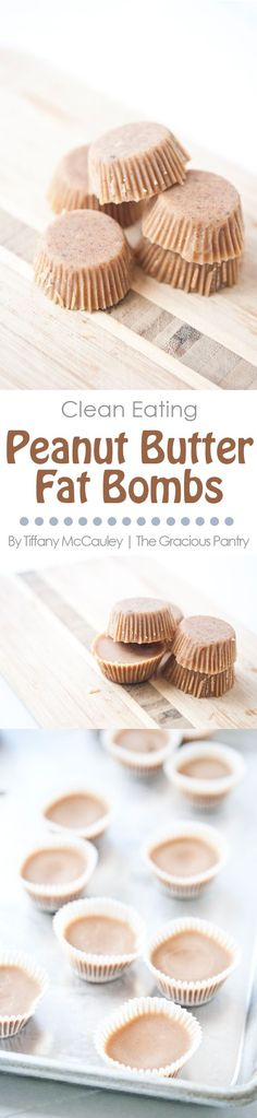 Fat bombs are amazing snacks for anyone doing a keto or low carb diet. And, these keto fat bomb recipes are the perfect place to find inspiration. Ketogenic Recipes, Low Carb Recipes, Diet Recipes, Snack Recipes, Clean Recipes, Recipies, Keto Fat, Low Carb Keto, Clean Eating Desserts