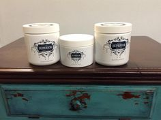 Glazing furniture with Superior Paint Co. Black Mountain