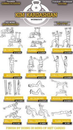 Best workout plan to lose weight gym weight workout plan men gy Kim Kardashian Workout, Khloe Kardashian Diet Plan, Best Workout Plan, Post Workout, Workout Challenge, College Workout Plan, Workout Ideas, Beginner Gym Workout Routine, Gym Workout Plans