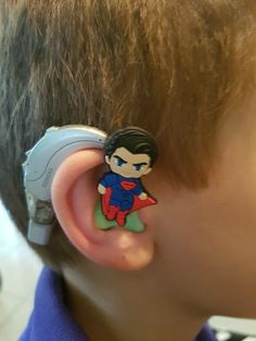 Superman tube rider Fun Tube, Hearing Aids, Superman, Children, Kids, Bling, Jewellery, Young Children, Young Children
